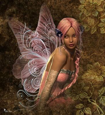 Fairy Lite  Art Print