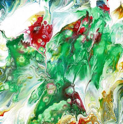 Painting - Fairy Paradise by Cruz Selene Ambrosio