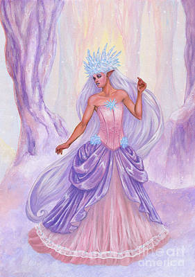 Painting - Fairy Queen by Kathryn Whiteford