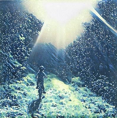 Fairy Tales Art Print by Bitten Kari
