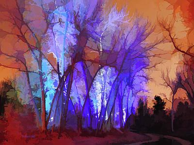 Digital Art - Fairy Tales Do Come True by Lena  Owens OLena Art