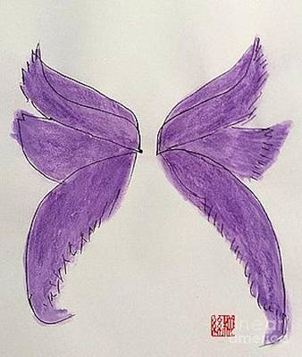 Fairy Wings For Sale Art Print