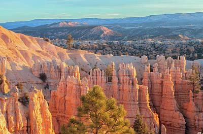 Photograph - Fairyland Canyon Morning by Jonathan Nguyen