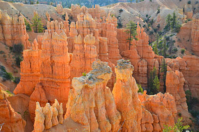 Photograph - Fairyland Canyon by Ray Mathis