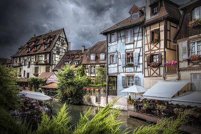 Fairytale Colmar, France Art Print