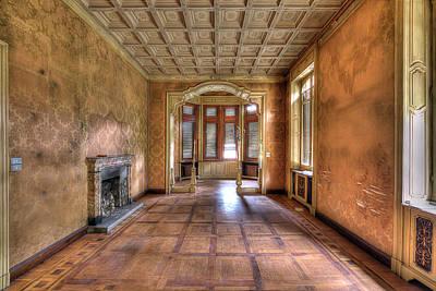 Photograph - Fairytale Villa - Villa Delle Fiabe II by Enrico Pelos