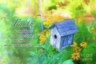 Photograph - Faith by David Arment
