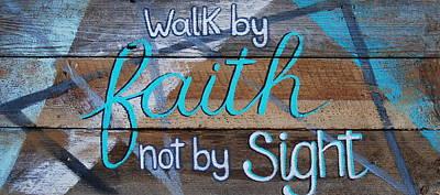 Faith Original by Emily Curtin