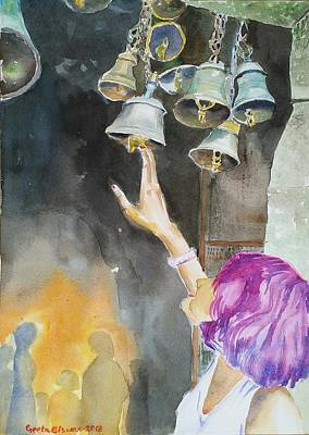 Painting - Faith by Geeta Biswas