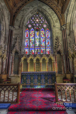 Medieval Temple Photograph - Faith In God by Ian Mitchell