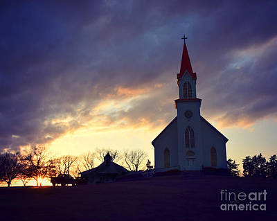 Photograph - Faith In The Country by Kathy M Krause