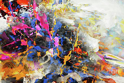 Digital Art - Faith Remains by Margie Chapman