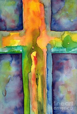 Splendor Painting - Faith by Ruth Borges