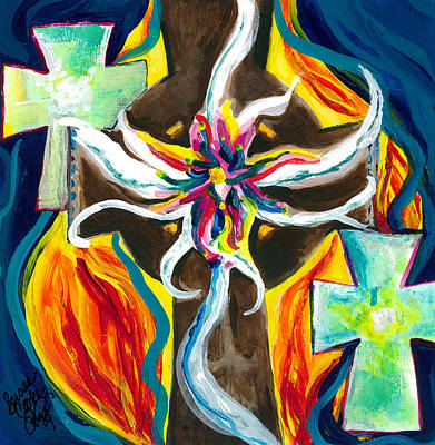 Painting - Faith by Susan Cooke Pena