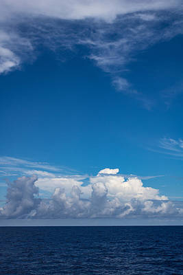 Photograph - Fakarava The Sky's The Limit by Martin Naugher