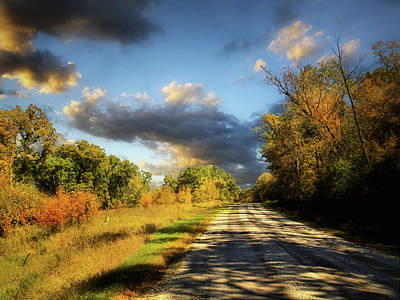 Photograph - Fall 1 by William Tanata