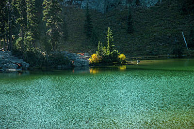 Photograph - Fall Afternoon On Sheep Lake by Doug Scrima