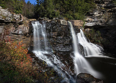 Photograph - Fall At Blackwater Falls by Art Cole