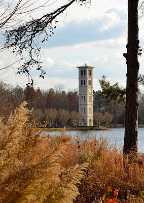 Photograph - Fall At Furman by Corinne Rhode