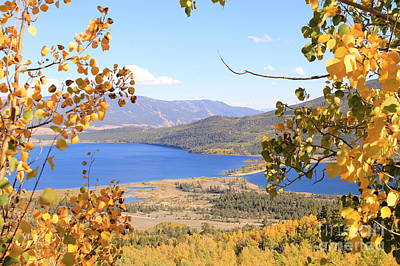 Amy Weiss - Fall at Twin Lakes 2 by Tonya Hance