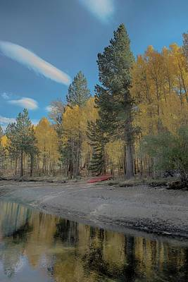 Photograph - Fall Break by Patricia Dennis