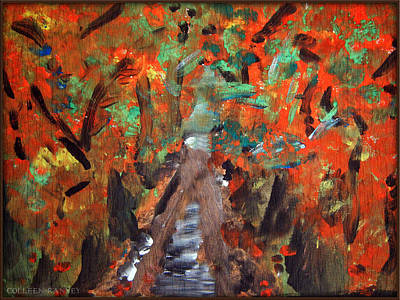 Painting - Fall By Colleen Ranney by Colleen Ranney