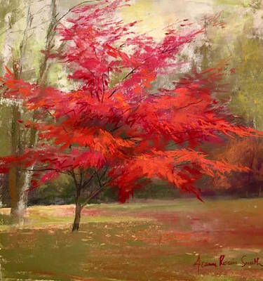 Fall Color Print by Jeanne Rosier Smith