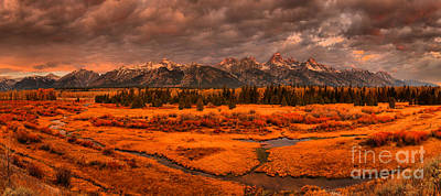 Photograph - Fall Colors At Blacktail Ponds by Adam Jewell