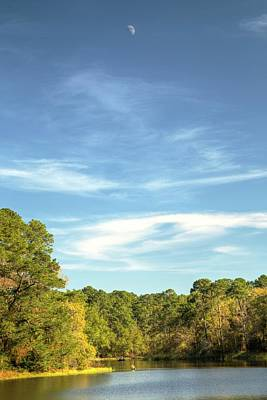 Photograph - Fall Colors In Southeast Texas by Bonnie Davidson