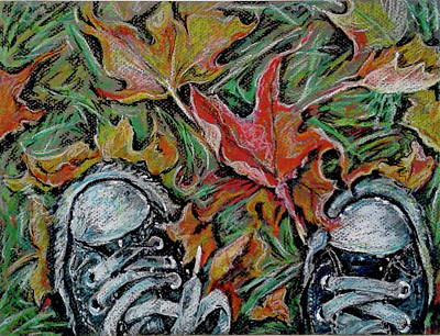 Fall Colours Original by Kimberley Guilmette