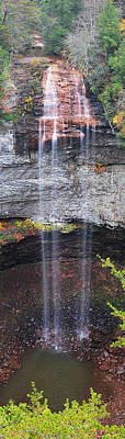Photograph - Fall Creek Falls by Alan Lenk