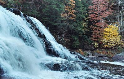 Photograph - Fall Creek Falls by George Taylor