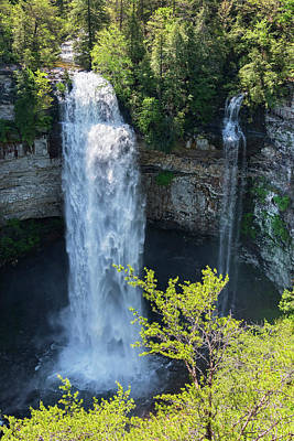 Photograph - Fall Creek Falls by Jim Vallee