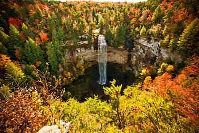 Fall Creek Falls Original by Paul Bartoszek