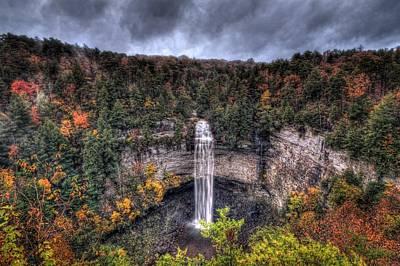 Photograph - Fall Creek Falls by Van Sutherland