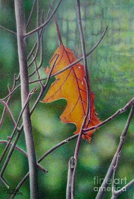 Painting - Fall Finale by Pamela Clements