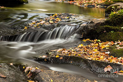 Photograph - Fall Flow by Karin Pinkham