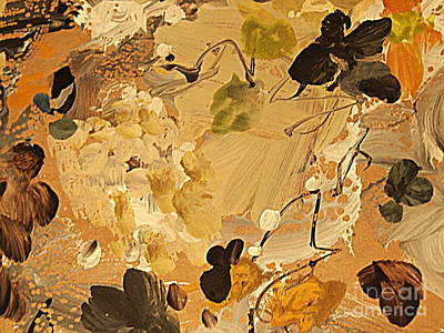 Painting - Fall Frolic by Nancy Kane Chapman