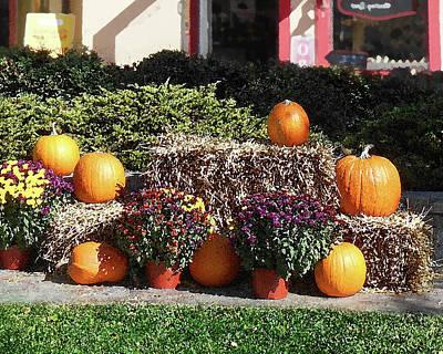 Photograph - Fall Gifts Harvest Time by Irina Sztukowski