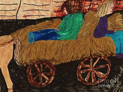 Fall Hayride Original
