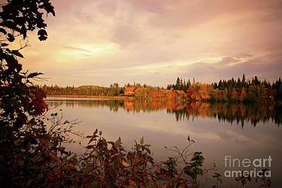 Photograph - Fall In Canada by Lynn Bolt