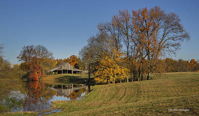 Photograph - Fall In Kentucky by Wendell Thompson