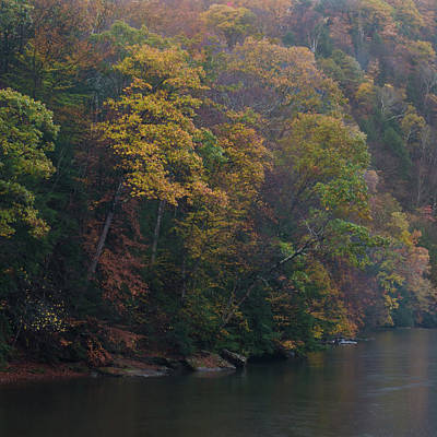 Photograph - Fall In Mcconnells Mill State Park by Jim Cheney