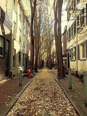 Photograph - Fall In Philadelphia  by Marco Prado