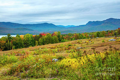 Photograph - Fall In The Foothills by Alana Ranney