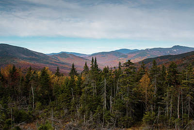 Photograph - Fall In The White Mountains by Jim Cheney