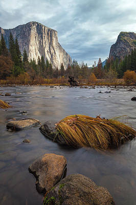 Photograph - Fall In Yosemite 2 by Jonathan Nguyen