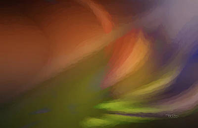 Digital Art - Fall Inspiration by Bill Posner