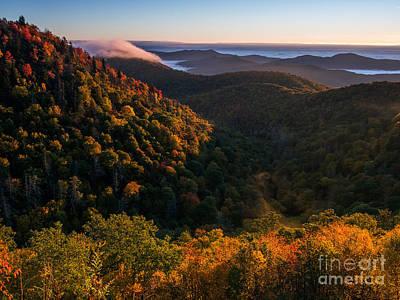 Photograph - Fall. by Itai Minovitz