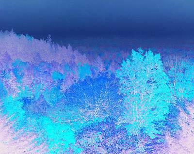 New Hampshire Autumn Photograph - Fall Landscape, New Hampshire, Usa by Stockbyte
